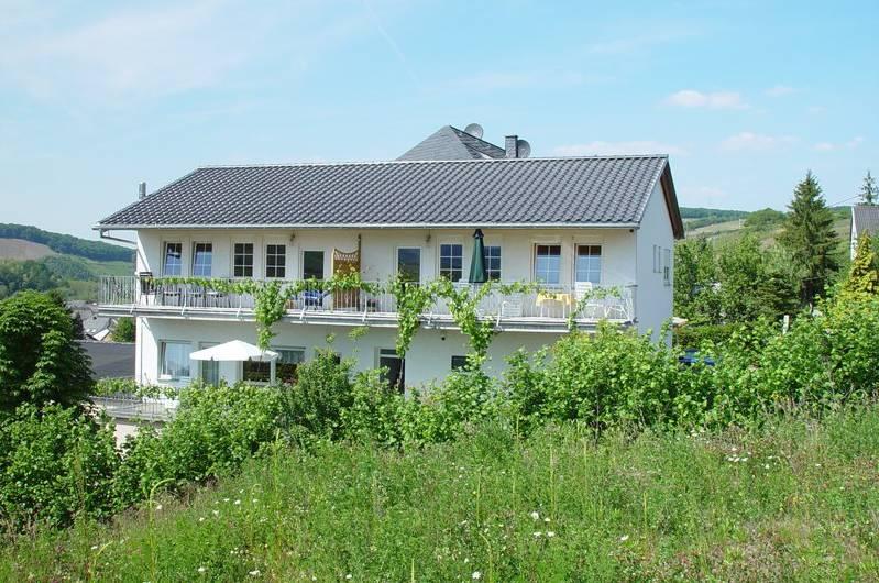 Balkon Weingut an der Saar, Weingut Borens